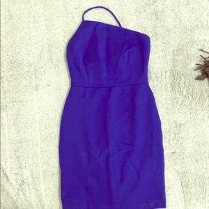 Lulu's one Shoulder Strap Dress